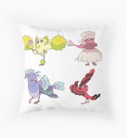 Oricorio Throw Pillow