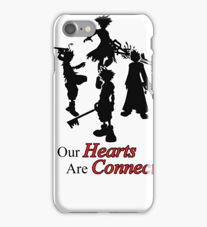 All Hearts are Connected iPhone Case/Skin