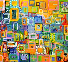 Cityscape  by Kerry  Thompson