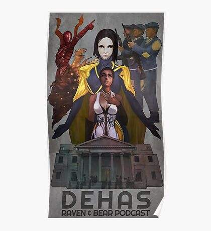 Dehas poster Poster