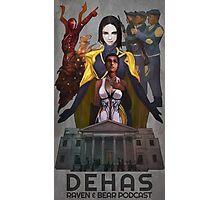 Dehas poster Photographic Print