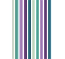 Colorful Stripes Photographic Print