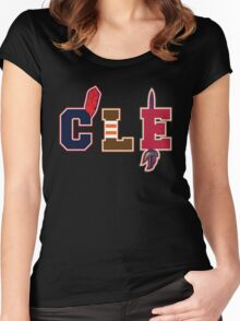 Cleveland Pride Women's Fitted Scoop T-Shirt