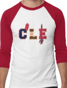 Cleveland Pride Men's Baseball ¾ T-Shirt