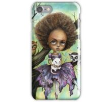 Cynthia and Critters iPhone Case/Skin
