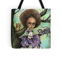 Cynthia and Critters Tote Bag