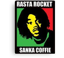 Sanka Coffie Canvas Print