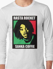 Sanka Coffie Long Sleeve T-Shirt