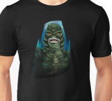 There are many strange legends about the Amazon.... Unisex T-Shirt
