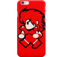 Fighter (Final Fantasy 1 Style) iPhone Case/Skin