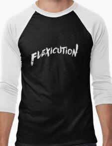 flexicution Men's Baseball ¾ T-Shirt