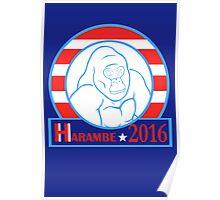 Harambe 2016 Poster