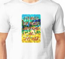 Girl from Ipanema – Decollage #2 – A Hell Songbook Edition Unisex T-Shirt