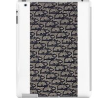 Wallet Logo Dior iPad Case/Skin
