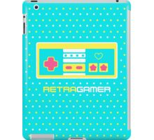 Retra Gamer - NES Controller iPad Case/Skin