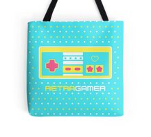 Retra Gamer - NES Controller Tote Bag