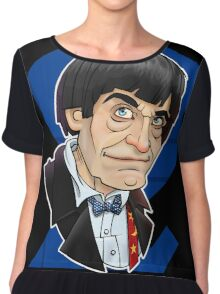The Second Doctor Chiffon Top