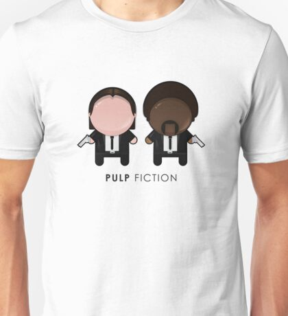 Pulp Fiction // Jules and Vincent Unisex T-Shirt
