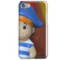 The Little Pirate Captain iPhone Case/Skin