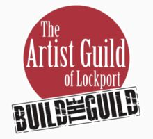 """TAGOL - """"Build The Guild"""" Sticker by TAGOL"""