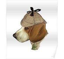 Sherlock Hound Poster