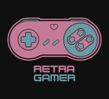 Retra Gamer - SNES Controller by mrbrownjeremy