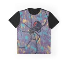 Black Widow Graphic T-Shirt