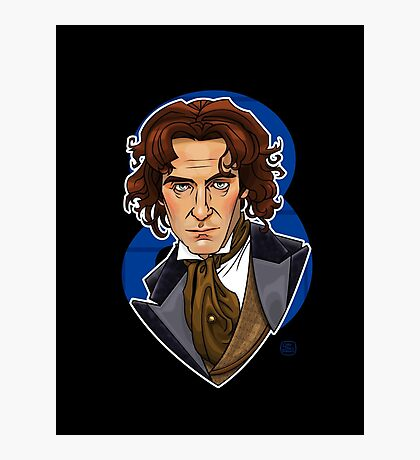 The Eighth Doctor Photographic Print
