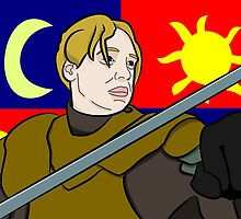 Brienne of Tarth by MethodComix