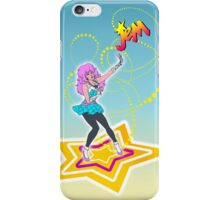 Jem and the Holograms shirt # 2 iPhone Case/Skin