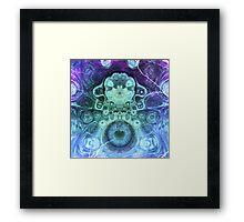Dharma Dreaming Framed Print
