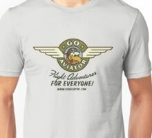 GoAviator - Flight Adventures for Everyone (Wings) Unisex T-Shirt