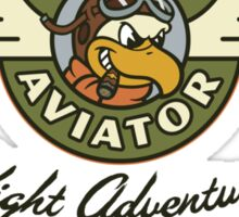 GoAviator - Flight Adventures for Everyone (Wings) Sticker