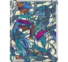 buds of lilies iPad Case/Skin