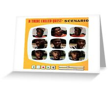 hip hop's finest Greeting Card