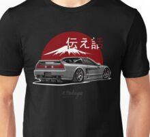Acura / Honda NSX (grey) Unisex T-Shirt