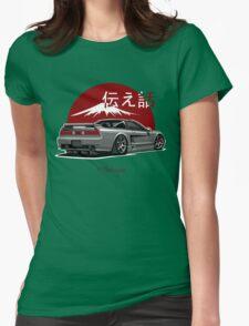 Acura / Honda NSX (grey) Womens Fitted T-Shirt