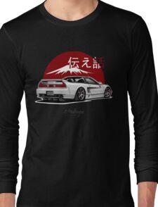 Acura / Honda NSX (white) Long Sleeve T-Shirt