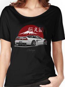 Acura / Honda NSX (white) Women's Relaxed Fit T-Shirt