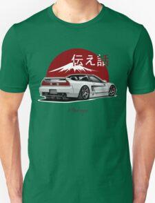 Acura / Honda NSX (white) Unisex T-Shirt