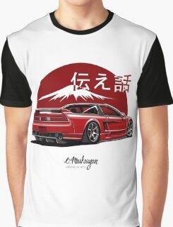 Acura / Honda NSX (red) Graphic T-Shirt