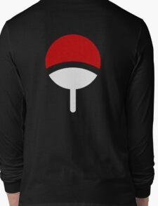 CLAN UCHIHA LOGO Long Sleeve T-Shirt