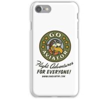 GoAviator - Flight Adventures for Everyone (No Wings) iPhone Case/Skin