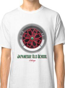 Sakura Wheels Chery Blossom (red) Classic T-Shirt