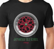 Sakura Wheels Chery Blossom (red) Unisex T-Shirt