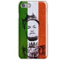 Conor Mcgregor The King iPhone Case/Skin