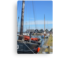 Marken Bay Canvas Print