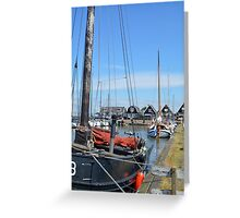 Marken Bay Greeting Card