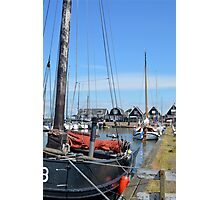 Marken Bay Photographic Print