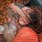 Chai for a Sadhu by lamiel